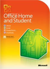 Офисная программа Microsoft Office Home and Student 2013 SP1 32-bit/x64 Russian