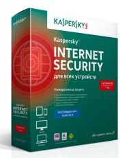ПО Kaspersky Internet Security Multi-Device Russian Ed. 3-Device 1 year Base Box (KL1941RBCFS)