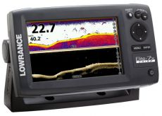 Эхолот Lowrance Elite-7x CHIRP (83/200+455/800)