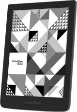 Электронная книга PocketBook 630 Fashion черный